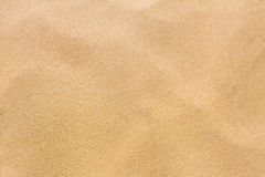 Beautiful sand background Royalty Free Stock Photography