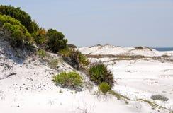 Beautiful Sand Dunes Stock Image