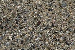 Beautiful sandy beach of Italian beach. Beautiful sandy beach of Italian pebble beach Royalty Free Stock Photos