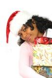 Beautiful santa Stock Photos