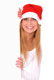 Beautiful Santa Royalty Free Stock Images