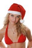 Beautiful santa Royalty Free Stock Photography
