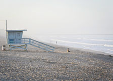Beautiful Santa Monica Royalty Free Stock Images
