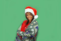 Beautiful Santa's Helper (8) Stock Images