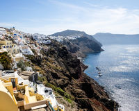 Beautiful Santorini Royalty Free Stock Image