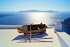 Beautiful Santorini Royalty Free Stock Image