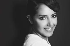 Beautiful Saudi Woman Stock Photography