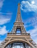 Beautiful Scene in  Eiffel Tower ,Paris Stock Photography