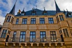 Beautiful  Scene in Luxemburg. Europe Royalty Free Stock Photography