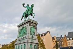 Beautiful  Scene in Luxemburg Stock Images