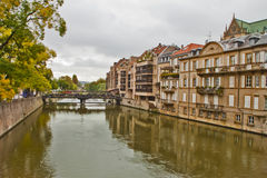 Beautiful  Scene in Metz Royalty Free Stock Image
