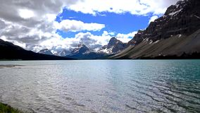 Rocky Mountains, Banff National Park, Canada. Beautiful Scene in one of the Rocky Mountain, Banff National Park - Canada royalty free stock images