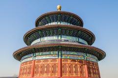 Beautiful Scene of Temple of Heaven, Beijing Stock Images