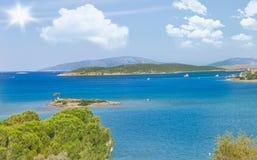 Beautiful Scene in Turkey Stock Image