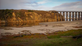 Beautiful Scenery Fort Bragg California Royalty Free Stock Images