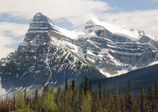 Beautiful scenery in the magnificent Canadian Rockies Stock Photos