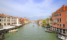 Beautiful scenery of the picturesque Venice. Beautiful scenery of the picturesque Venice in Italy Stock Photo