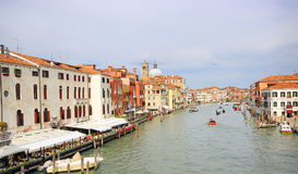 Beautiful scenery of the picturesque Venice. Beautiful scenery of the picturesque Venice in Italy Royalty Free Stock Image