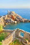 Beautiful scenery in Porto Venere Stock Images