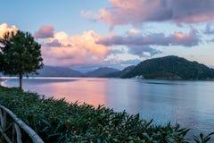 Beautiful scenery. Beautiful sea scenery at Marmaris royalty free stock photo