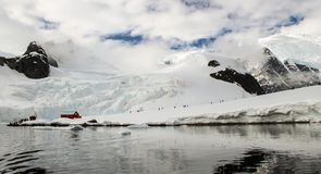 Antarctica Dreams Royalty Free Stock Photography