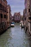 Beautiful scenery streets of Burano, Italy Stock Photo