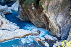 Beautiful scenery in Taiwan. Taiwan Taroko National Park Beautiful scenery Stock Images