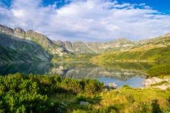 Beautiful scenery of Tatra Mountains National Park Stock Photo