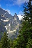 Beautiful scenery of Tatra mountains Stock Images