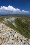 Beautiful scenery from Transalpina Royalty Free Stock Photos