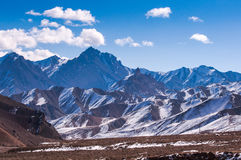 The Beautiful Scenery: Travelling in Sinkiang Stock Image
