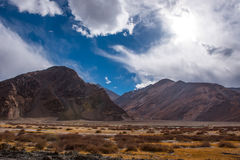The Beautiful Scenery: Travelling in Sinkiang Royalty Free Stock Photography