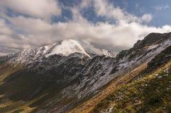 Beautiful scenery of Western Tatra mountains Royalty Free Stock Photos