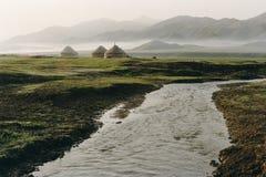 Beautiful scenery in Xinjiang, China. Beautiful scenery in Xinjiang region, northwest China Royalty Free Stock Image
