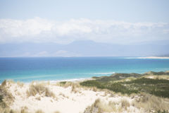 Beautiful Scenic coast Bay of Fires Tasmania Stock Images