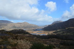 Beautiful Scenic Ladies View in Killarney Ireland Royalty Free Stock Image