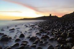 Beautiful scenic sunrise Stock Photos