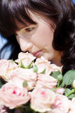 Beautiful Scent Of Love Stock Image