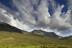 Beautiful scottish highlands scenery Stock Photos