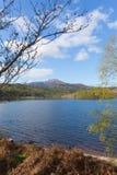 Beautiful Scottish Loch Garry Scotland UK lake Royalty Free Stock Photos