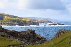 Beautiful scottish panorama Royalty Free Stock Photography