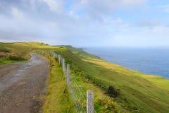 Beautiful scottish panorama Royalty Free Stock Image