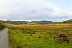 Beautiful scottish panorama Stock Photography