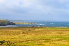Beautiful scottish panorama Stock Image