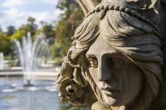 Beautiful Sculpture in Kensington Gardens Royalty Free Stock Images