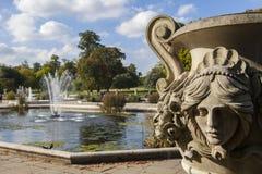 Beautiful Sculpture in Kensington Gardens Royalty Free Stock Image