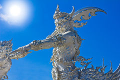 Beautiful sculpture Royalty Free Stock Photography