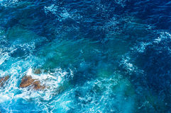 Beautiful sea background Stock Photo