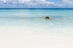 Beautiful sea and beach in Thailand. Ta Chai island Stock Photos