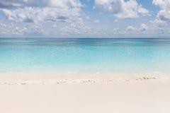 Beautiful sea and beach Stock Photos